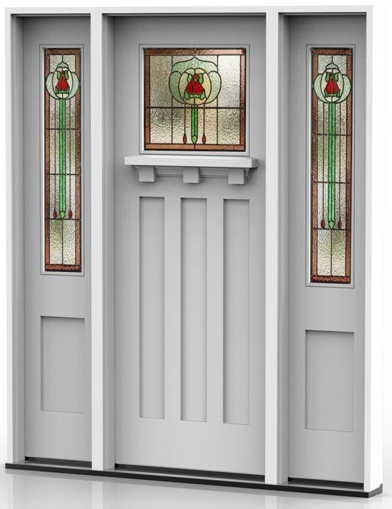 leadlight-windows-around-door
